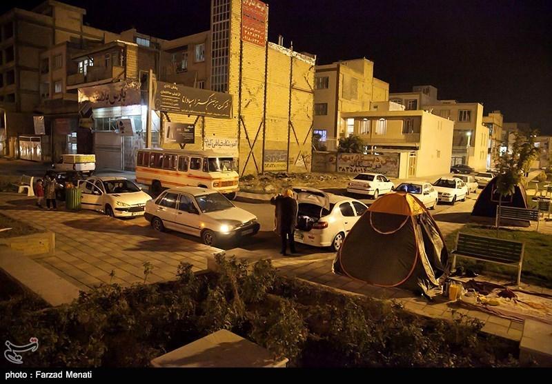 71 نفر از مردم سرپلذهاب در زلزله جان باختند/400 نفر مصدوم شدند