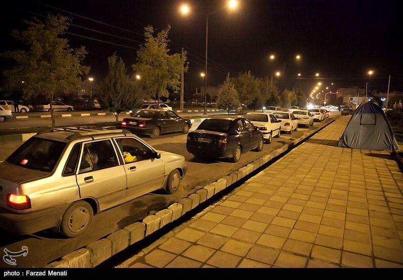 2 زلزله بار دیگر در کرمانشاه ؛ مردم به خیابانها آمدند