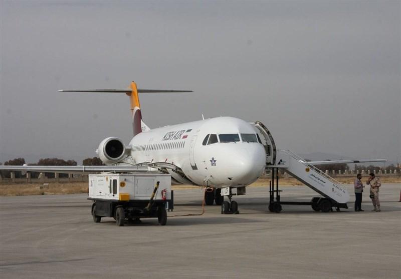 همه فرودگاههای غربی کشور باز است