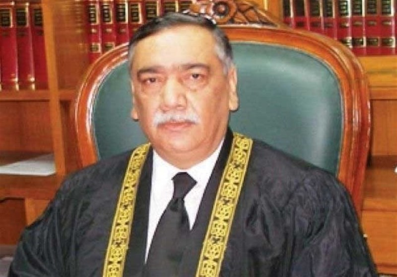 جسٹس آصف سعید کھوسہ نے حدیبیہ کیس سننے سے معذرت کرلی