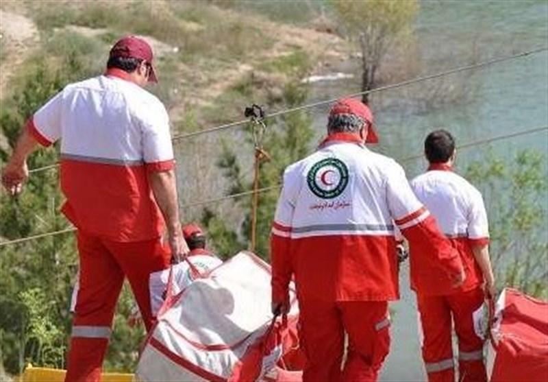 تیمهای اسکان، امدادرسانی و آواربرداری از همدان به کرمانشاه اعزام شدند