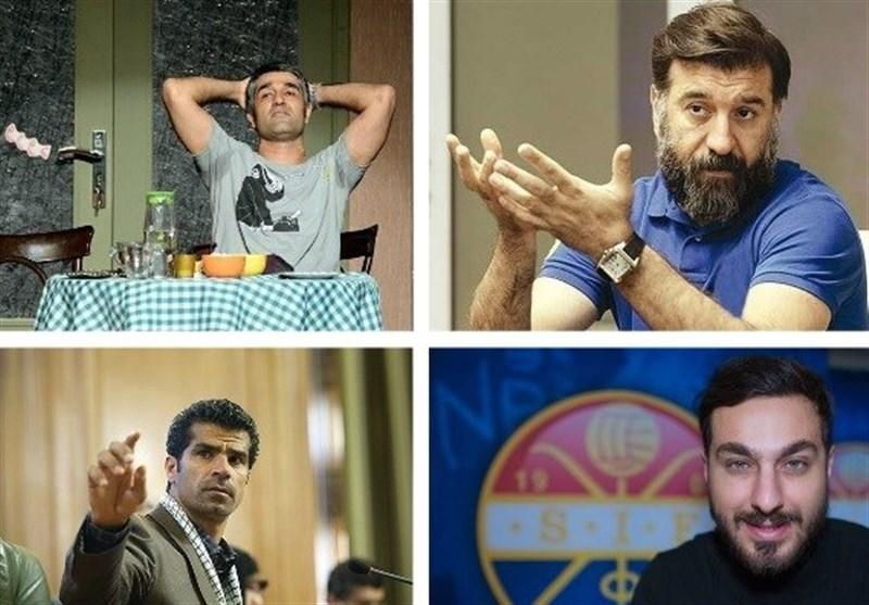 حضور ورزشکاران در سینمای ایران از پژمان تا سوشا!
