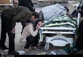 آمار جانباختگان زمینلرزه کرمانشاه به 444 نفر رسید