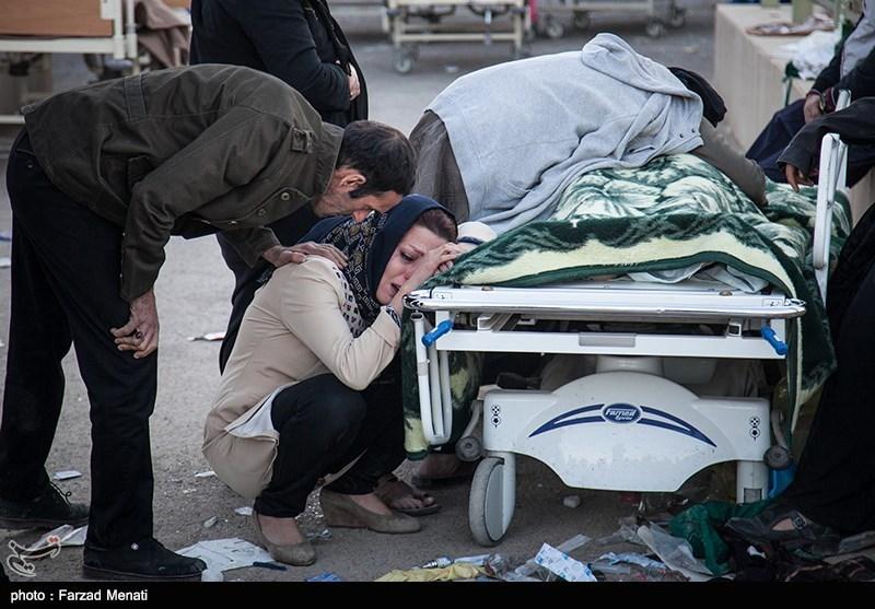 تعداد جانباختگان زلزله کرمانشاه به 341 نفر رسید + آمار تفکیکی شهرستانها