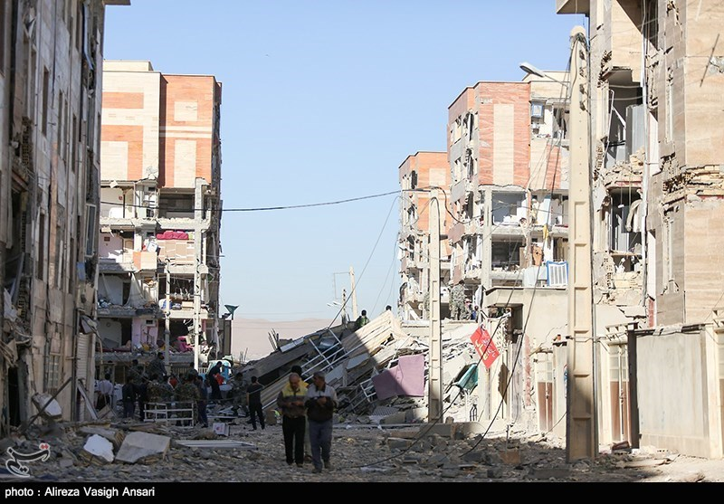 Iran's VP Assigned to Run National Operation after Strong Quake