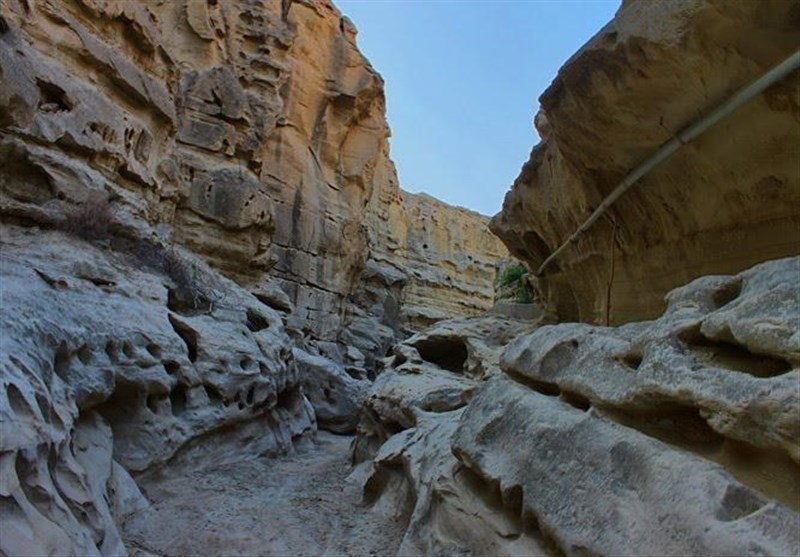Aali Mohammad Valley: A Geological Phenomenon in Iran's Qeshm