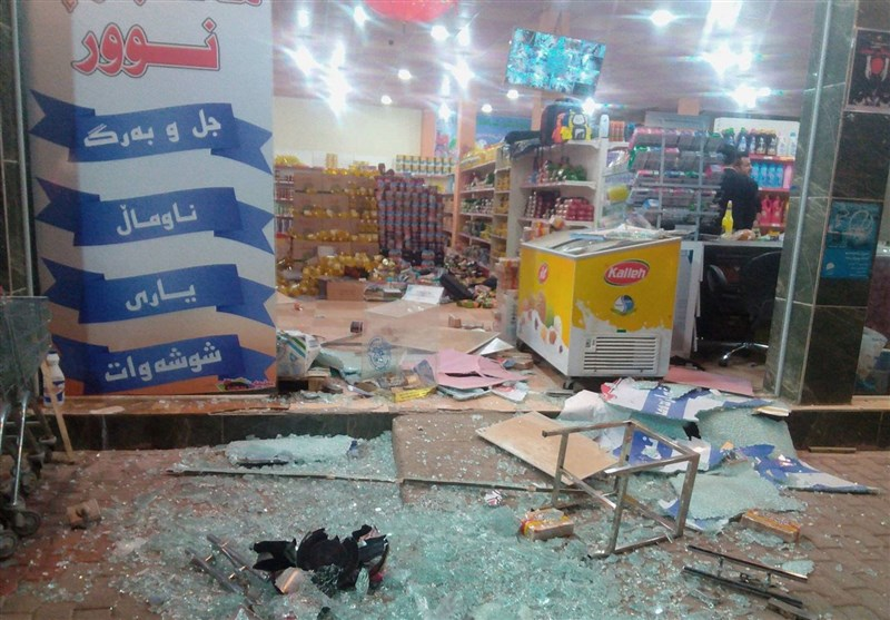بیانیههای گوترش و موگرینی درباره زمینلرزه در مرز ایران و عراق