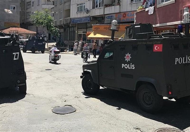پلیس ترکیه 36 مظنون به همکاری با داعش را دستگیر کرد
