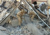 لرستان| افسران ارتش در کنار مردم سیلزده پلدختر+ تصاویر