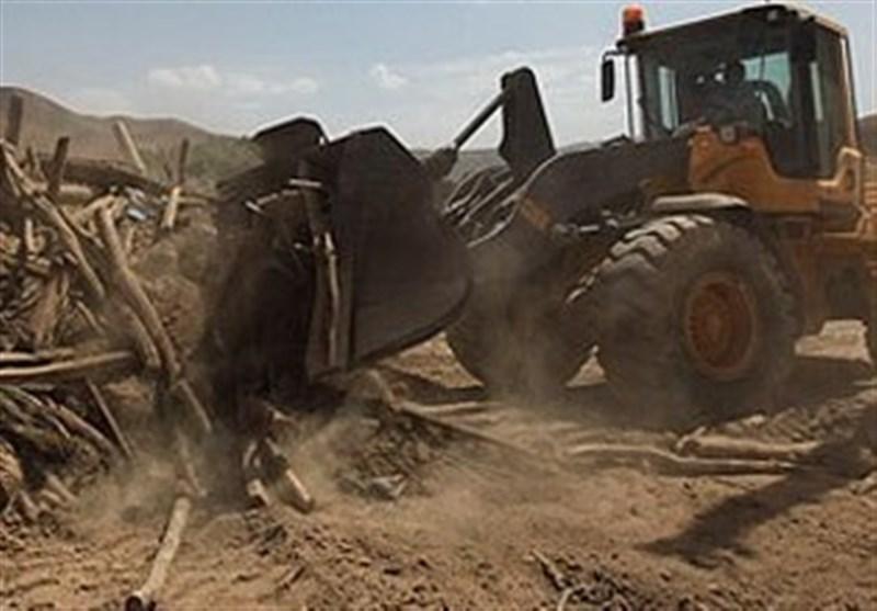 اعزام اولین گروه نیروی انسانی و ادوات مهندسی تفحص شهدا به مناطق زلزلهزده