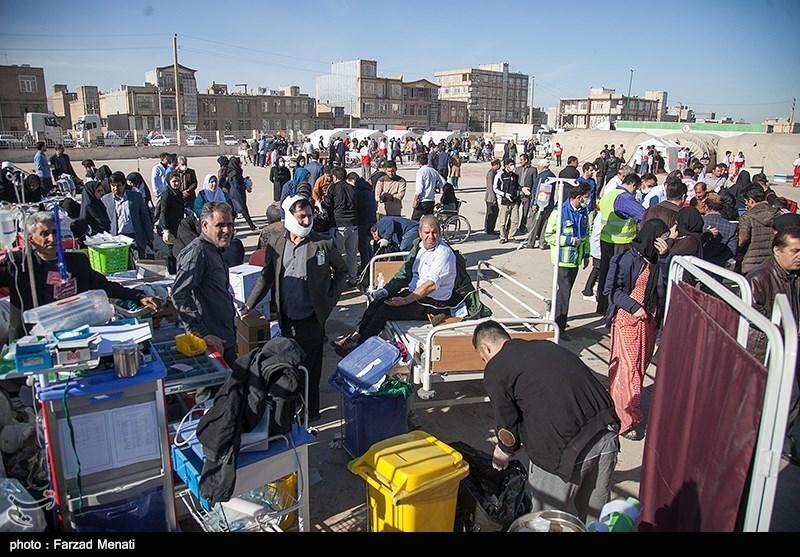 میرجلیلی: سالنها و اماکن ورزشی بسیج در استان کرمانشاه آماده اسکان زلزلهزدگان است