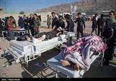 تعداد جان باختگان زلزله غرب کشور به 328 نفر رسید