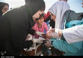 اکیپهای بهداشتی و درمانی کهگیلویه و بویراحمد به کرمانشاه اعزام شد