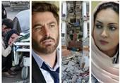 همدردی سلبریتیها با زلزله زدگان کرمانشاه + تصاویر