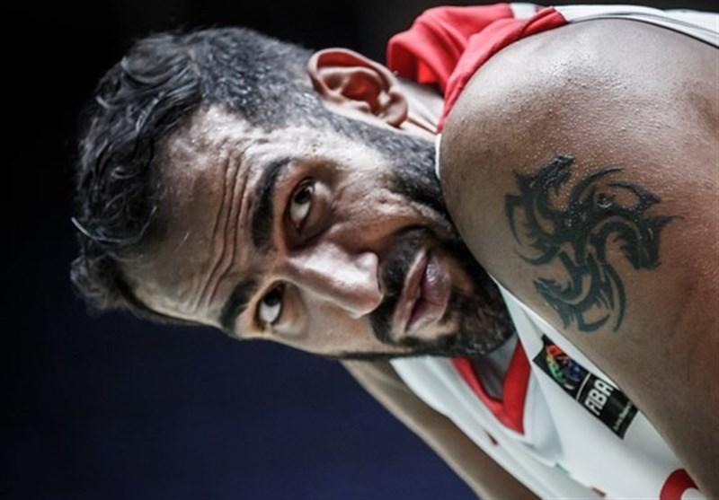 لیگ بسکتبال چین|یاران حدادی و نیکخواه شکست خوردند
