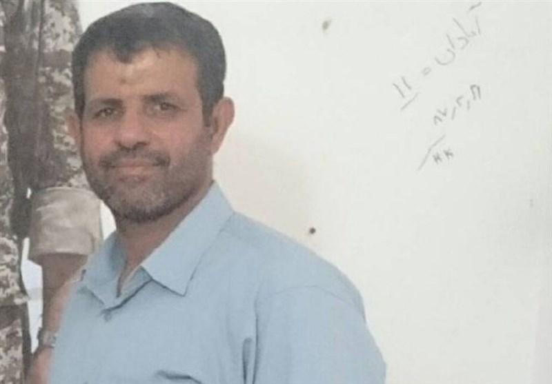 پیکر شهید حبیب بدوی به خاک وطن منتقل شد