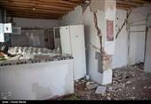 بیش از 3000 بطری آب بین زلزلهزدگان توزیع شد