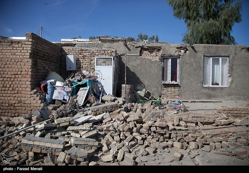 Strong Quake Jolts Western Iran