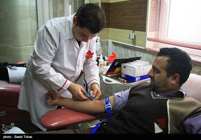 2300 شهروند تهرانی به پایگاههای انتقال خون مراجعه کردند