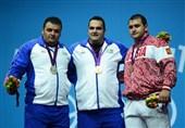 تعلیق رقیب اصلی بهداد سلیمی در المپیک 2012 لندن