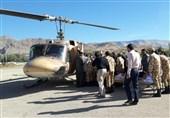 زلزله کرمانشاه| تاکنون چند مجروح در بیمارستانهای ارتش درمان شدهاند؟ + جزئیات