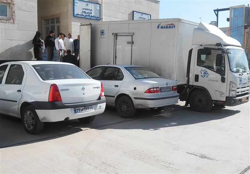 بیش از 13000 هزار بطری آب معدنی به مناطق زلزلهزده در استان کرمانشاه ارسال شد