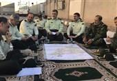 ستاد بحران کرمانشاه