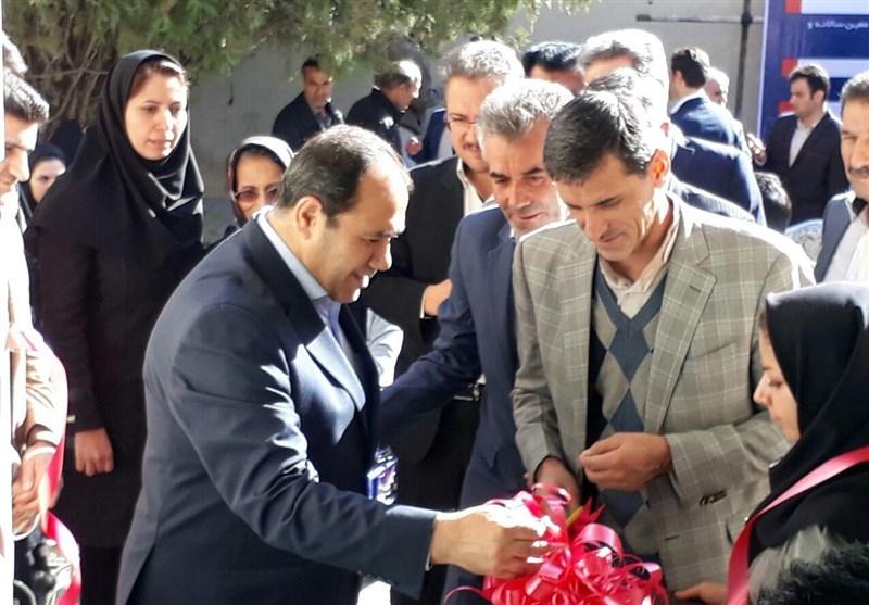 نخستین مرکز علمی - درمانیاستان زنجان افتتاح شد