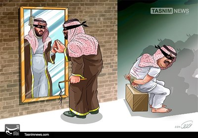 کاریکاتور/ مرگ از آنچهدر آیینه میبینی نزدیکتر است