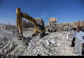 Condolences Pour in over Deadly Quake in Iran