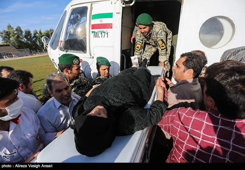 جزئیات اقدامات امدادی استان اصفهان در مناطق زلزله زده غرب کشور