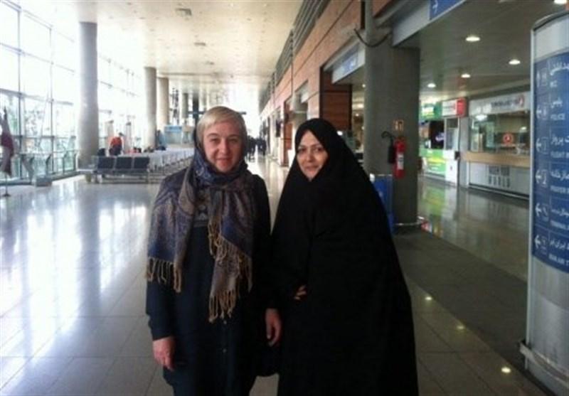 مربی ازبکستانی جودو بانوان به ایران آمد