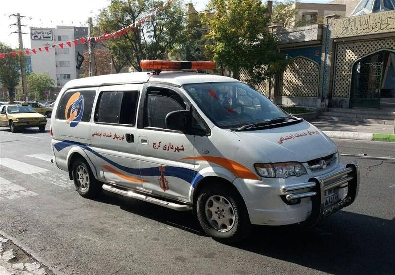 3 دستگاه خودروی گشت خدمات اجتماعی در کرج آغاز به کار کرد