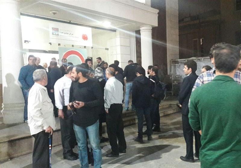 حس نوعدوستی شهروندان تهرانی در مراکز اهدای خون