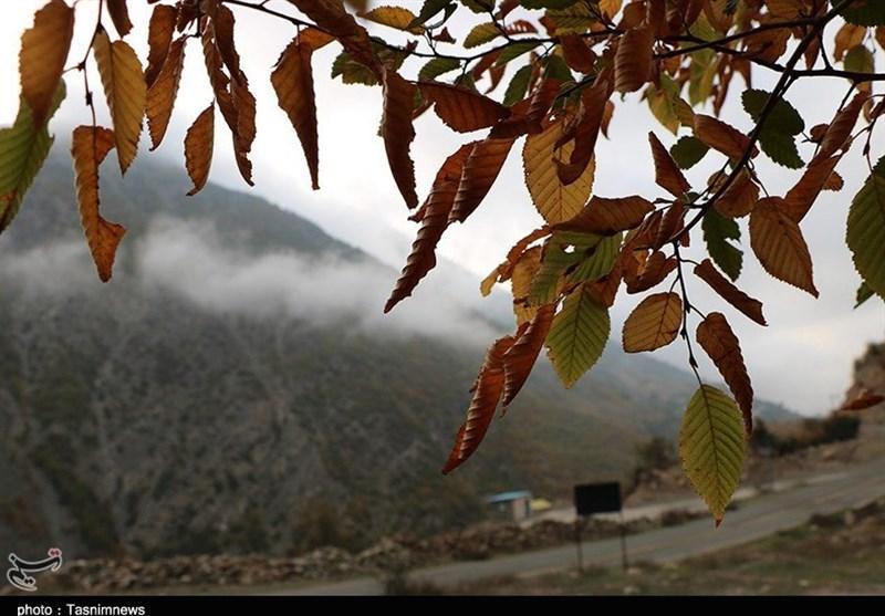 """رنگ پاییزی """"اشکورات رودسر"""" به روایت تصویر"""