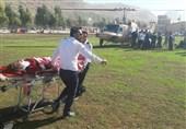 اورژانس خراسانجنوبی به زلزلهزدگان غرب کشور امدادرسانی می کند