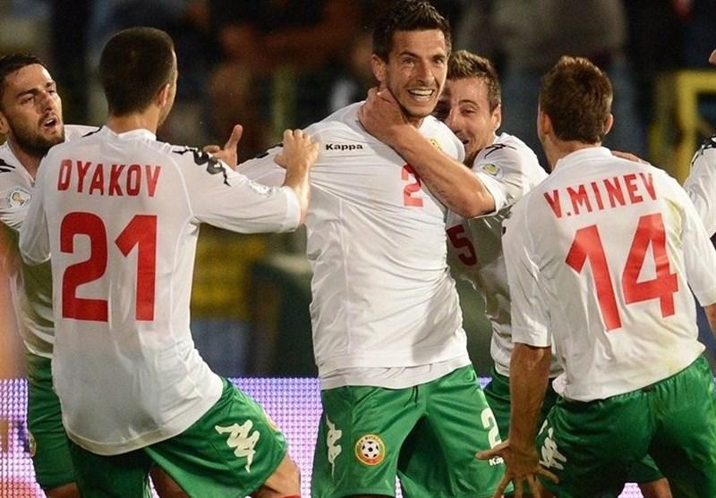 برتری بلغارستان مقابل عربستان در بازی دوستانه