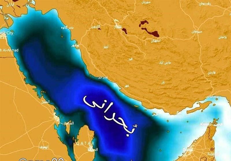الگوی هواشناسی تلاطم دریا مواج طوفانی خلیج فارس هواشناسی دریا