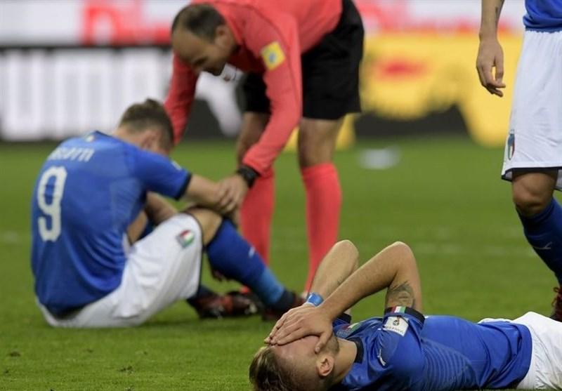 ایتالیاییها برای حضور در جام جهانی ۲۰۱۸ خواهان حذف ایران شدند ,
