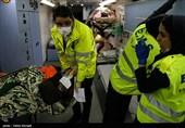بیمارستانهای همدان در حال حمایت، پشتیبانی و پذیرش مصدومان زلزله است