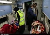 پایش مصدومان زلزله کرمانشاه توسط دانشگاه علوم پزشکی انجام شد