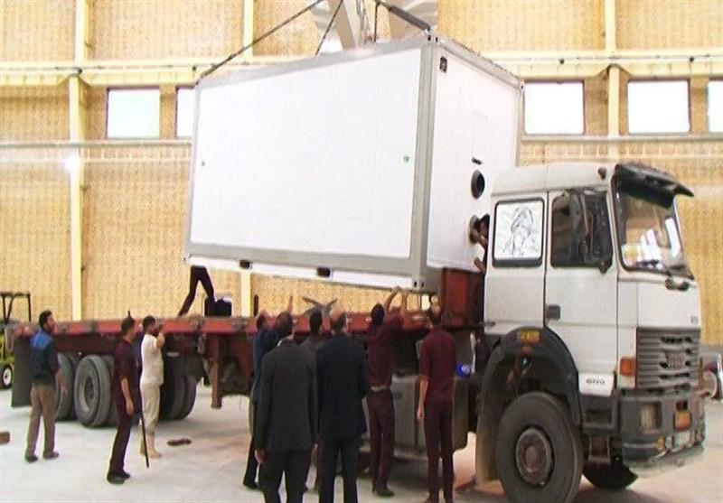 Relief Operations Underway A Week after Devastating Iran Quake