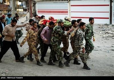 ایران زلزلہ؛ ملبے تلے افراد کو نکالنے کا عمل جاری/ تاحال 435 جاں بحق اور 7460 زخمی
