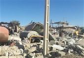 گزارش تصویری از زلزله کرمانشاه
