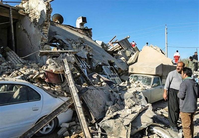 11 تیم مددکاری بنیاد شهید در مناطق زلزلهزده کرمانشاه حضور دارند