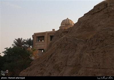 کاخ صدام محل فرماندهی داعش بود که توسط نیروهای حشدالشعبی آزاد و پاکسازی شده است.