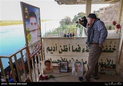 محل قتل عام 1700 دانشجوی عراقی پایگاه هوایی اسپایکر در تکریت