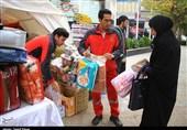 نخستین محموله کمکهای داوطلبانه مردم اسدآباد به زلزلهزدگان سرپلذهاب ارسال شد