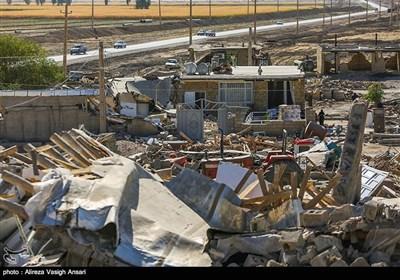 استقرار تیمهای روانشناسی در مناطق زلزله زده/ جان باختن 20 نفر از معلولان