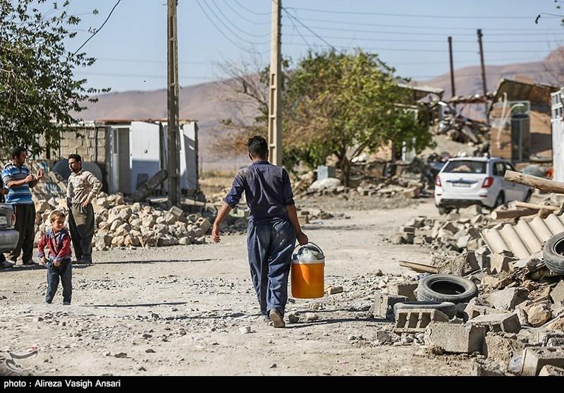 وصل مجدد آب شهرهای زلزله زده تا ۴۸ ساعت آینده -  Tasnim